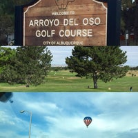 Photo taken at Arroyo Del Oso Golf Course by Ana K. on 8/8/2015
