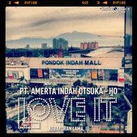 Photo taken at PT. Amerta Indah Otsuka - HO by trijunanto W. on 1/7/2013