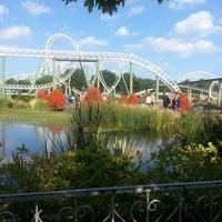 Photo taken at Heide-Park Resort by Qinwan J. on 9/5/2013