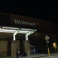 Photo taken at Walmart Supercenter by Michael B. on 3/3/2014