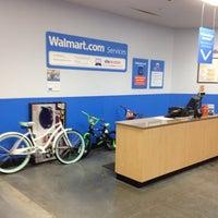 Photo taken at Walmart Supercenter by Michael B. on 1/24/2014