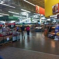 Photo taken at Walmart Supercenter by Michael B. on 12/22/2012