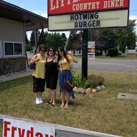 Photo taken at Little Boots Country Diner by Nina M. on 7/13/2013