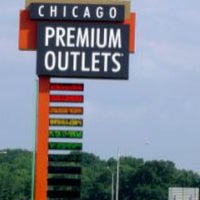 Photo taken at Chicago Premium Outlets by Ollie B. on 12/23/2012