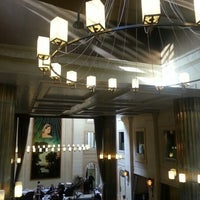 Photo taken at Windsor Arms Hotel by Kate F. on 1/20/2013