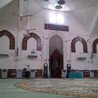 Photo taken at Masjid At-Taqwa by Sir A. on 2/14/2013