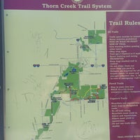Photo taken at Sauk Woods Trail-North by Mary Ann G. on 9/24/2013