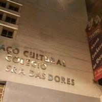 Photo taken at Teatro Nossa Senhora das Dores by DaniLo F. on 11/27/2015