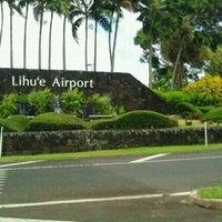 Photo taken at Lihue Airport (LIH) by Stella B. on 5/31/2013