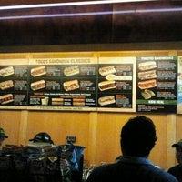 Photo taken at TOGO'S Sandwiches by Stella B. on 4/5/2013