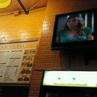 Photo taken at Jasmin's Cafe by Stella B. on 11/9/2012