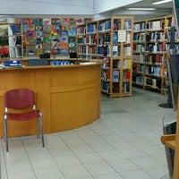 Photo taken at Βιβλιοθήκη Ελληνικού Ανοικτού Πανεπιστημίου by Eirini A. on 1/19/2016
