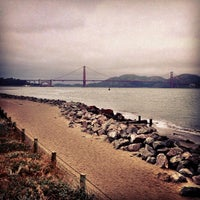 Photo taken at Crissy Field by Johnny A. on 5/8/2013