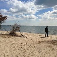 Photo taken at Webby's Beach by Amanda K. on 3/22/2013