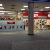 Photo taken at スポーツオーソリティ 松戸店 by ふみ ふ. on 11/14/2012