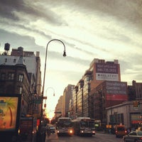 Photo taken at 14th St & 6th Ave by Terry P. on 6/22/2013