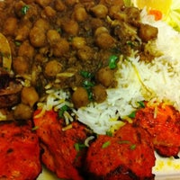 Photo taken at Ravi Kabob House by Kym T. on 10/11/2013