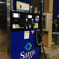 Photo taken at Sam's Fuel Center by ❄Pavan S. on 2/27/2013