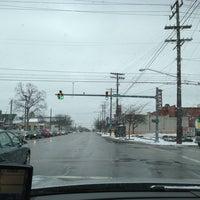 Photo taken at Snow Road & Ridge Road by ❄Pavan S. on 3/2/2013