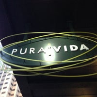 Photo taken at Pura Vida by Brandt Evans by ❄Pavan S. on 1/11/2013