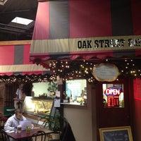 Photo taken at Oak street Cafe by Tom A. on 3/9/2013