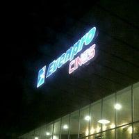 Photo taken at Cinex Manzanares by Edgar Y. on 1/11/2013
