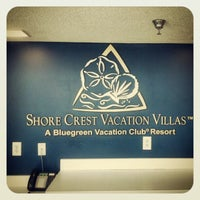 Photo taken at Bluegreen Vacations Shore Crest Villas, Ascend Resort Collection by Chad B. on 10/15/2012