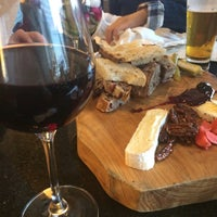 Photo taken at Saltwood Charcuterie & Bar by Marleth T. on 3/18/2017