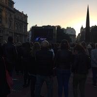 Photo taken at Plaza Estado del Vaticano by Pablo B. on 9/17/2017