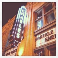 Photo taken at Charles Theatre by Dave F. on 3/28/2014