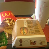 Photo taken at McDonald's by İrem İ. on 9/15/2013