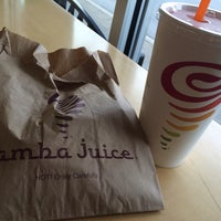 Photo taken at Jamba Juice Cascade Station by Maggie J. on 4/15/2014