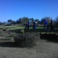 Photo taken at Karsten Golf Course by Korey K. on 12/28/2012
