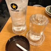 Photo taken at 一軒め酒場 中野北口店 by page 8. on 3/12/2018
