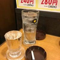 Photo taken at 一軒め酒場 中野北口店 by page 8. on 8/12/2018