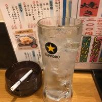 Photo taken at 一軒め酒場 中野北口店 by page 8. on 7/3/2018