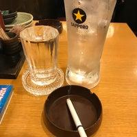 Photo taken at 一軒め酒場 中野北口店 by page 8. on 5/8/2018
