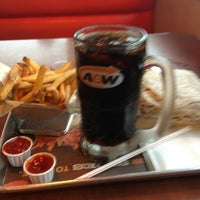 Photo taken at A&W by Inon S. on 9/6/2013