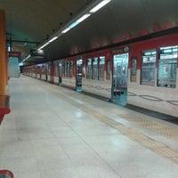 Foto tomada en Estación Juan Manuel de Rosas - Villa Urquiza [Línea B] por Miyagui Tole S. el 10/18/2013