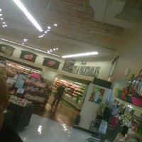 Photo taken at Harps Food Stores by Rich L. on 3/1/2014