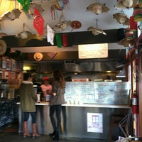 Photo taken at Pinches Tacos by Caesar T. on 12/18/2012