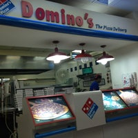 Photo taken at Dominos pizza by Htoo H. on 3/24/2013