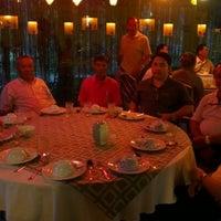 Photo taken at ครัวสุโขทัย สุดยอดความอร่อย ก่อนถึงแม่สาย แวะพักทานอาหารและกาแฟสดก่อนได้นะครับ by Koon G. on 10/18/2012