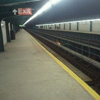 Photo taken at MTA Subway - Saratoga Ave (3) by Gary L. on 3/4/2013