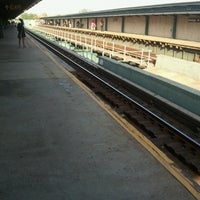 Photo taken at MTA Subway - Saratoga Ave (3) by Gary L. on 5/21/2013