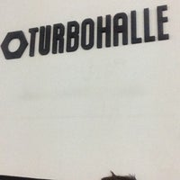 Photo taken at Turbohalle by Baila V. on 2/8/2013