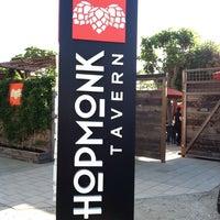 Photo taken at HopMonk Tavern by Chris G. on 5/24/2013