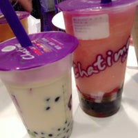 Photo taken at Chatime (Good Tea Good Time) by Hartz G. on 4/28/2013