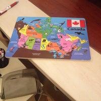 Photo taken at Kanada Kultur Merkezi by Elif B. on 8/18/2014