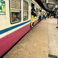 Photo taken at Begumpet Railway Station by Irina P. on 1/19/2017